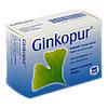 GINKOPUR Filmtabletten, 120 Stück, Dr.Willmar Schwabe GmbH & Co.KG