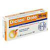 Diclac Dolo 25mg überzogene Tabl., 20 ST, HEXAL AG