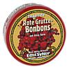 Echt Sylter Insel-Klömbjes Rote Grütze-Bonbons, 70 G, Sanotact GmbH