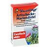 Artischocke-Mariendistel Kombi-Kapseln, 60 ST, Herbaria Kräuterparadies GmbH