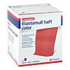 ELASTOMULL HAFT 20MX10cm color rot, 1 ST, Bsn Medical GmbH
