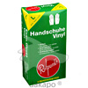 Rotpunkt Unters.Handschuhe Vinyl unst leicht gep.L, 100 ST, Gothaplast GmbH