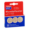 Gothaplast Wundpflaster soft/Vlies 2.5cm, 20 ST, Gothaplast GmbH