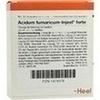 ACIDUM FUMARICUM INJ FORTE, 10 ST, Biologische Heilmittel Heel GmbH