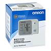 OMRON RS2 Handgelenk Blutdruckmessgerät, 1 ST, Hermes Arzneimittel GmbH