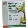 Pro-ophta Junior Maxi Okklusionspflaster, 5 ST, Lohmann & Rauscher GmbH & Co. KG