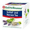Bad Heilbrunner Schlaf- und Nerventee Pyramidenbtl, 15X1.7 G, Bad Heilbrunner Naturheilmittel GmbH & Co. KG