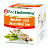 Bad Heilbrunner Husten- und Bronchial Tee, 15X2.0 G, Bad Heilbrunner Naturheilmittel GmbH & Co. KG