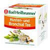 Bad Heilbrunner Husten- und Bronchial Tee, 15 ST, Bad Heilbrunner Naturheilm. GmbH & Co. KG