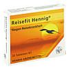 Reisefit Hennig, 20 Stück, Hennig Arzneimittel GmbH & Co. KG