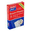 Gothaplast Dusch Pflaster XL 70x48mm, 10 ST, Gothaplast GmbH