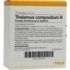 Thalamus compositum N, 10 ST, Biologische Heilmittel Heel GmbH