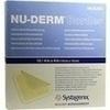 NU-DERM Hydrokolloid-Verband 10x10cm, 10 ST, kohlpharma GmbH