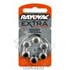 RAY-O-VAC 13 Hörgeräte-Batterie ULTRA EXTRA, 6 ST, LEENSKRON Inh. Uwe Schröder