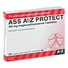ASS AbZ PROTECT 100 mg magensaftresistente Tabl, 50 ST, Abz Pharma GmbH