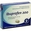 Ibuprofen Sophien 200, 20 Stück, Sophien Arzneimittel GmbH