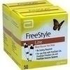 FreeStyle Lite Teststreifen ohne Codieren, 100 ST, Axicorp Pharma GmbH