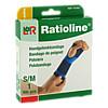 Ratioline active Handgelenkbandage Größe S/M, 1 ST, Lohmann & Rauscher GmbH & Co. KG