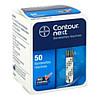 Contour next Sensoren Teststreifen, 50 ST, Axicorp Pharma GmbH