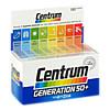 Centrum Generation 50+ A-Zink + FloraGlo Lutein, 180 ST, Pfizer Consumer Healthcare GmbH