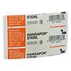 HANSAPOR steril Wundverband 5x7,2 cm, 1 ST, Smith & Nephew GmbH