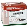 Isotonische Kochsalzlösung 0.9% (Plastikampulle), 20 × 5 Milliliter, Fresenius Kabi Deutschland GmbH