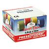 Pressotherm Sport-Tape weiß 3.8cmx10m, 1 ST, Abc Apotheken-Bedarfs-Contor GmbH