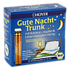 HOYER Gute Nacht-Trunk, 10X10 ML, Kyberg experts GmbH