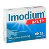 IMODIUM akut N Tabletten, 12 ST, Johnson&Johns. GmbH Otc