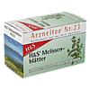H&S MELISSENTEE, 20 ST, H&S Tee - Gesellschaft mbH & Co.