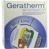 Blutdruckmeßgerät Handgel.digital wrist watch rot, 1 ST, Geratherm Medical AG