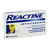 REACTINE Filmtabletten, 14 ST, Johnson & Johnson GmbH (OTC)