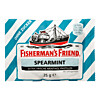 FISHERMANS FRIEND SPEARMINT OHNE ZUCKER, 25 G, Queisser Pharma GmbH & Co. KG