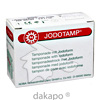 Jodotamp-Tamponadestreifen einzeln verpackt 5mx1cm, 1 ST, Laboklinika Produktions-Und Vertriebs-Gesellschaft mbH