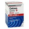 CALCIUM SANDOZ D OSTEO 500MG/400I.E. Kautablette, 100 ST, HEXAL AG