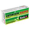 CETIRIZIN BASICS, 50 Stück, Basics GmbH