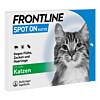 FRONTLINE Spot on K Lösung f.Katzen, 6 ST, Boehringer Ingelheim Vetmedica GmbH