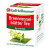 BAD HEILBR BRENNESSELBL, 8X2.0 G, Bad Heilbrunner Naturheilmittel GmbH & Co. KG