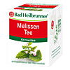 BAD HEILBR MELISSEN, 8 ST, Bad Heilbrunner Naturheilm. GmbH & Co. KG