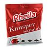 Rheila Knusper Salmiak mit Zucker, 90 G, Dr. C. Soldan GmbH