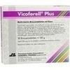 VICOFERELL plus Brausetabletten, 30 ST, sanorell pharma GmbH & Co KG