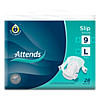 Attends Slip Active 9 Large, 28 ST, Attends GmbH
