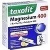 taxofit Magnesium 400+ B1+ B6+ B12+ Folsäure 800, 20 ST, MCM KLOSTERFRAU Vertr. GmbH