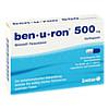 ben-u-ron 500mg Kapseln, 20 Stück, Bene Arzneimittel GmbH