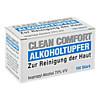 Alkoholtupfer 3x6cm steril, 100 ST, Careliv Produkte Ohg