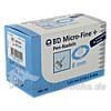 BD MICRO-FINE+ 8 Opti Nadeln 0,25x8 mm, 110 ST, Becton Dickinson GmbH