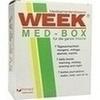 Medikamentendispenser 7 Tage rosa, 1 ST, Careliv Produkte Ohg