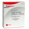PolyMem Silber Pad 10x10cm, 15 ST, Mediset Clinical Products GmbH