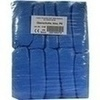 Überschuh Einmal Kunststoff blau, 100 ST, Careliv Produkte Ohg