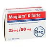 MAGIUM K forte Tabletten, 100 ST, Hexal AG
